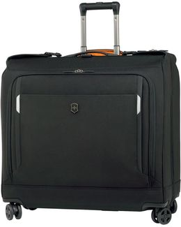 Wt Dual-caster Garment Bag