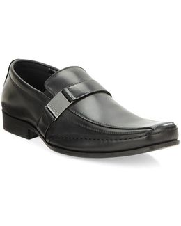 Money Down Bicycle Toe Loafers