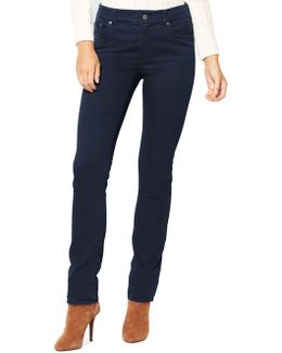 Super-stretch Heritage Straight Jeans
