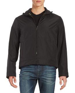 Convertible Zip-front Jacket