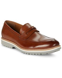Epic Time Leather Loafers