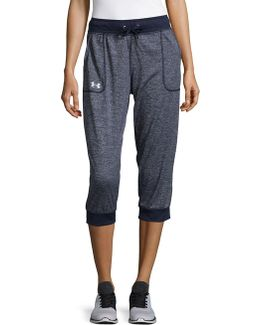 Cropped Performance Pants