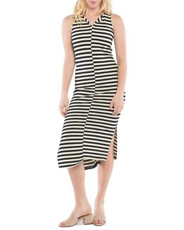 Love Poetry Striped Dress