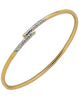 Richline 14k Yellow Gold Bangle
