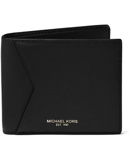 Bryant Cavallo Pebbled Wallet