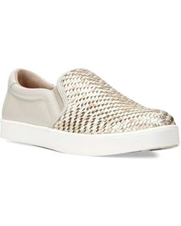 Original Scout Leather Weave Slip-on Sneakers
