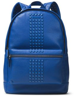 Bryant Studded Leather Backpack