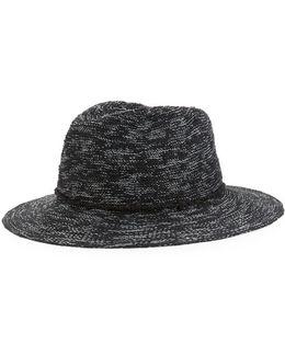 Cotton Slub Yarn Pattern Hat