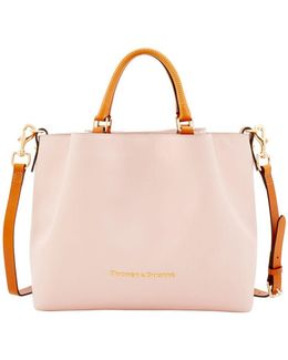 City Large Barlow Leather Bag