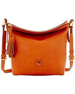Newbury Leather Dixon Small Crossbody Bag