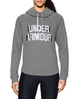 Fashion Favorite Word Graphic Pullover