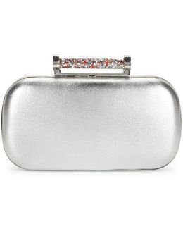 Shimmer Convertible Clutch