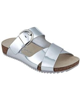 Querly Sport Buckle Strap Sandals