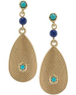 Pop Style Linear Drop Earrings