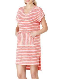 Hi-lo Pocketed Sleep Dres