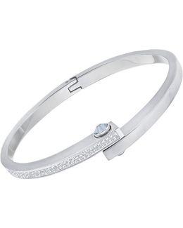 Get Crystal Bangle Bracelet
