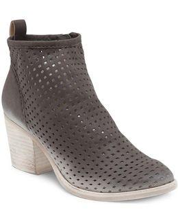 Kenyon Leather Booties