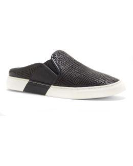 Bretta Leather Sneaker Mules