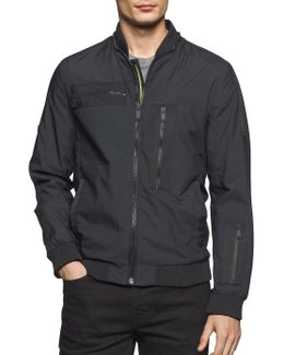 Long-sleeve Utility Jacket