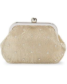 Small Fancy Convertible Clutch
