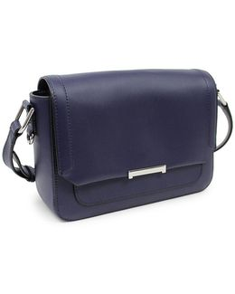 Eclipse Mara Leather Crossbody Bag