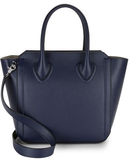 Tribeca Leather Satchel
