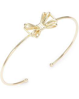 Sennya Sweetie Bow Cuff Bracelet