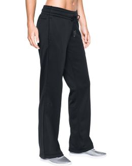 Straight Track Pants