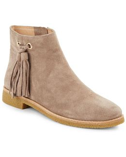 Bellamy Suede Ankle Boot