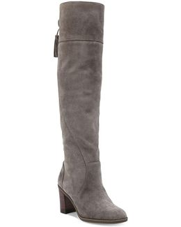 Lydia Suede Boots