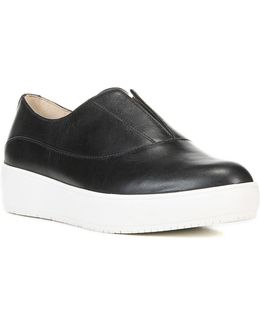 Blakely Leather Slip-on Sneakers