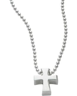 Faith Cross Pendant Necklace
