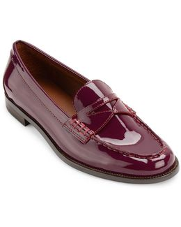 Barrett Patent Leather Loafers