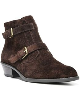 Rynn Suede Ankle Boots