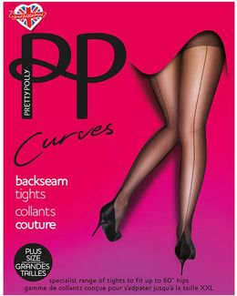 Curves Backseam Tights