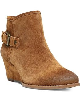 Wichita Suede Ankle Boots