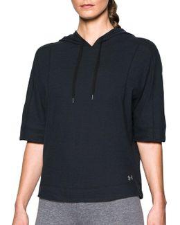 Favorite Mesh Hooded Sweatshirt