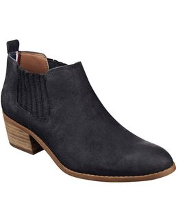Ripley Leather Ankle Boots