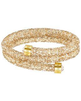 Crystal Dust Bangle Bracelet
