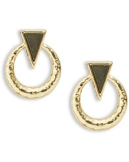 Doorknocker Statement Earring