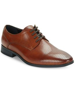 Minute To Spare Leather Oxfords