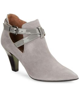 Tamy Suede Booties