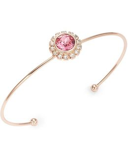 Sapelle Crystal Cuff Bracelet