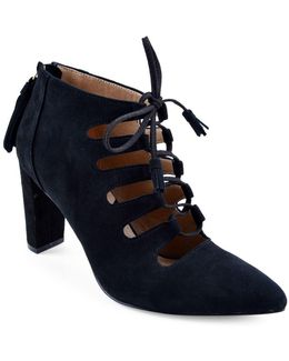Neano Suede Booties