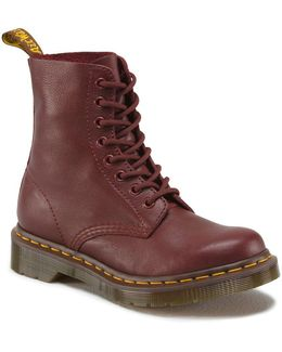 Pascal Leather Boots