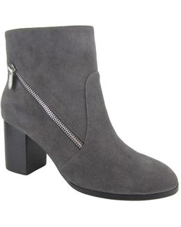 Bob Suede Ankle Boots