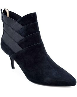 Sande Leather Ankle Boots
