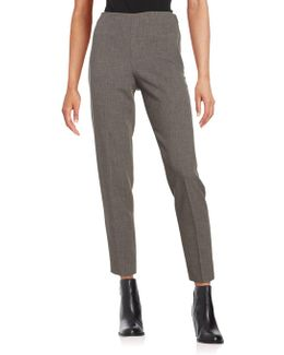 Tapered-leg Pants