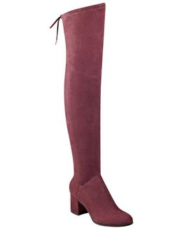 Kellyn Micro Suede Over-the-knee Boots