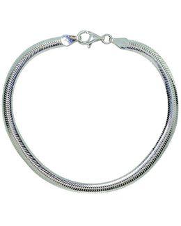 Sterling Silver Flex Bracelet
